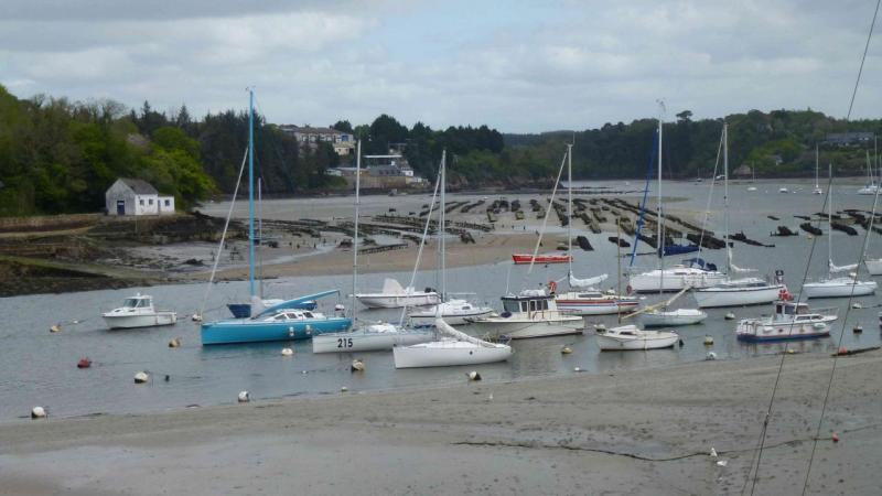 Rando BCP 2013 - Le port de Belon