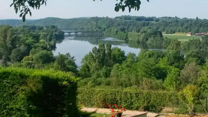 Rando Cyclo Bull 2014 - La Dordogne à Trémolat