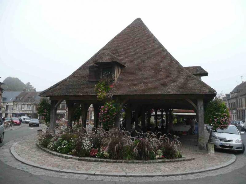 Rando BCP 2008 - La halle de Lyons La Forêt