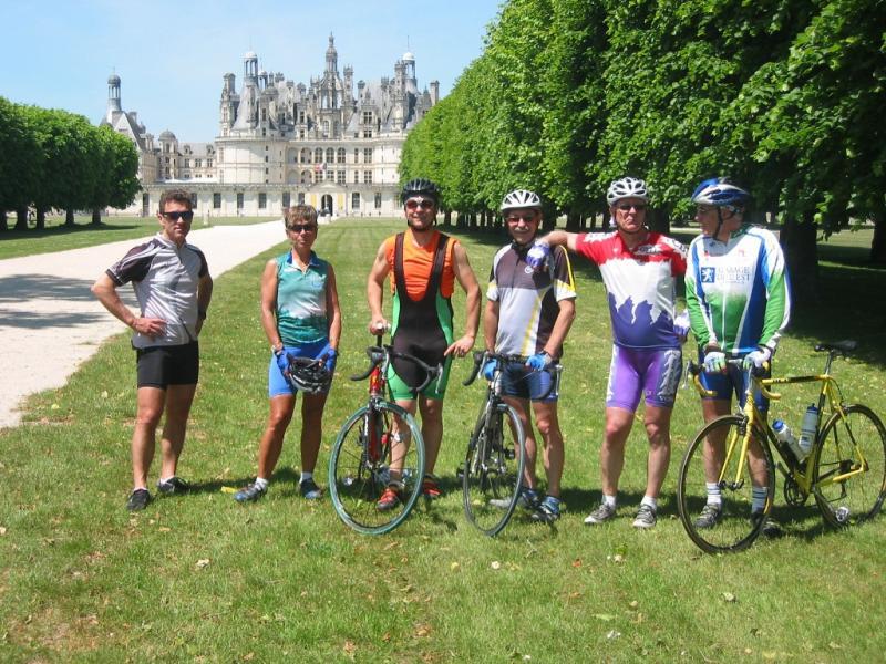 Rando Cyclo Bull 2006 - Le chateau de Chambord (Itinérant)