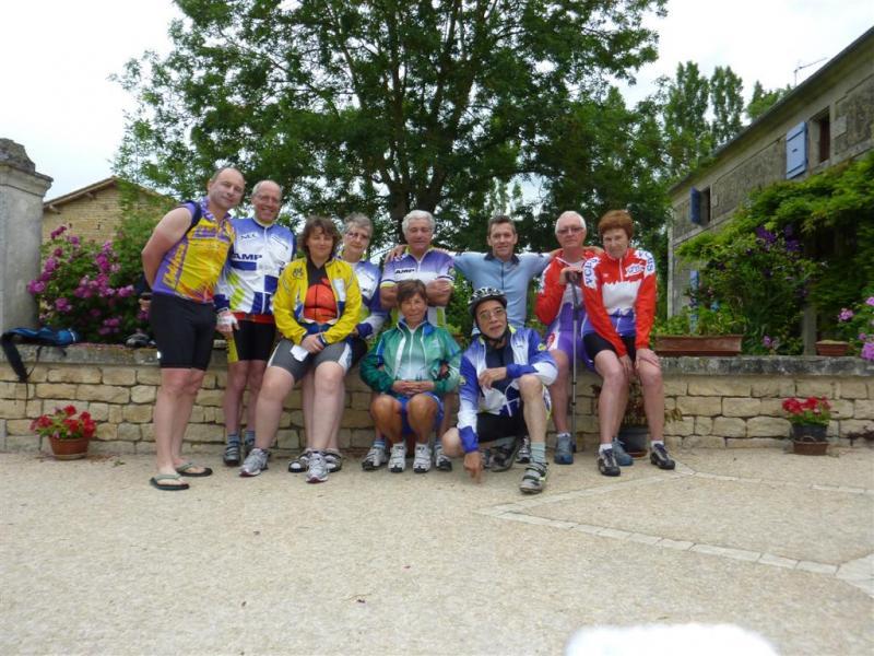 Rando cyclo Bull 2012 - Les itinérants