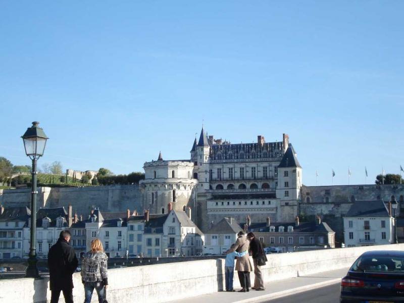Rando BCP 2007 - Le chateau d'Amboise